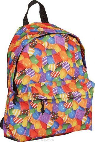 №1 School Рюкзак молодежный Леденцы