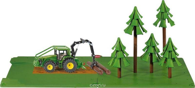 Siku Набор для лесного хозяйства