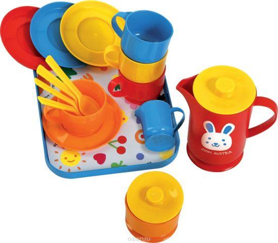 Gowi Игровой набор Набор посуды Чайная церемония