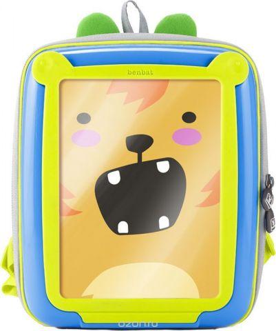 BenBat Детский рюкзак цвет синий зеленый