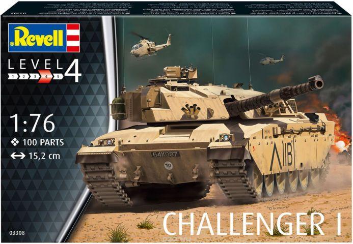 Revell Модель для сборки Танк Challenger I