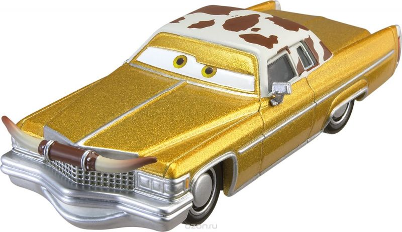 Cars Машинка Tex Dinoco