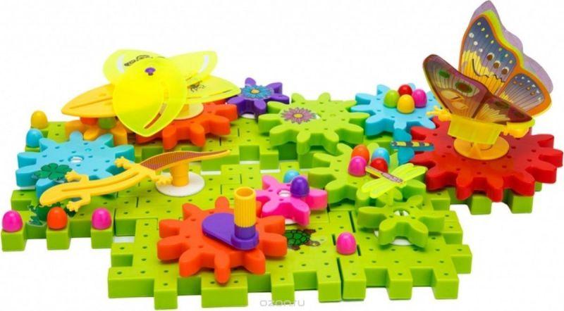 Bradex Пластиковый конструктор Удивительный сад