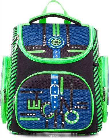 Hatber Ранец школьный Compact Plus Techno