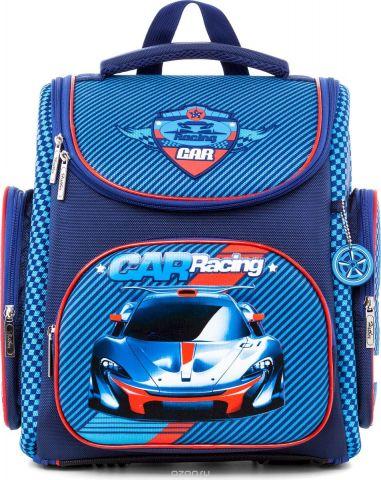 Hatber Ранец школьный Compact Plus Racing Car