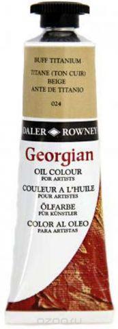 Daler Rowney Краска масляная Georgian цвет смесь титановых белил 38 мл