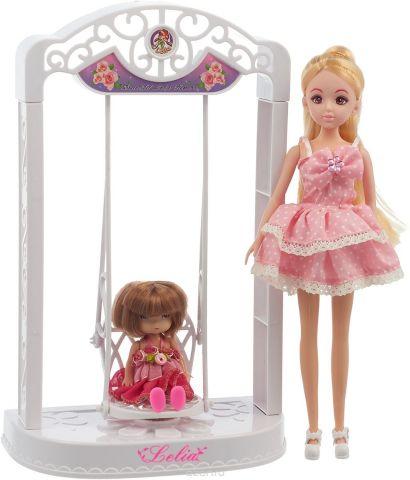 Bradex Кукла Лелия с качелями