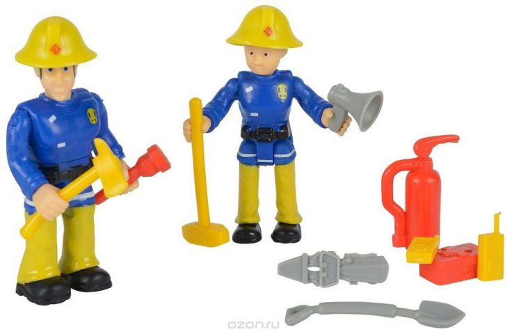 Dickie Toys Набор фигурок Elvis & Penny