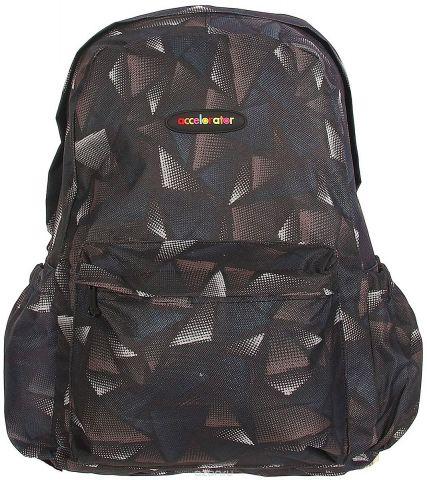Рюкзак детский Треугольник цвет коричневый 1349745