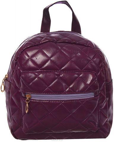 Рюкзак детский Ромбы цвет бордовый 1470173