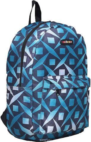 Рюкзак детский Абстракция цвет синий 1661001