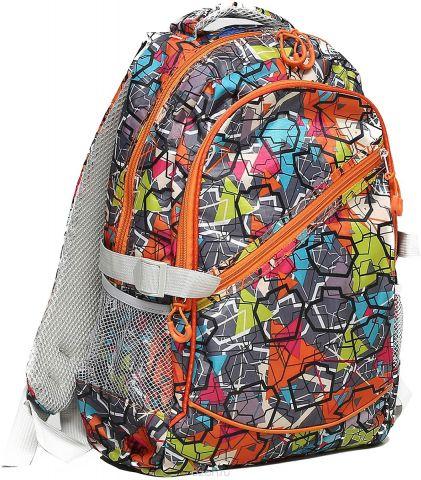 Рюкзак детский Геометрия цвет разноцветный 1661144