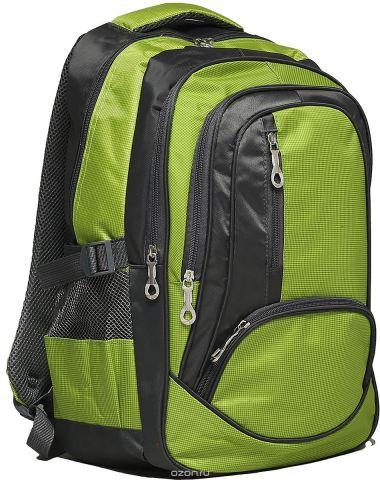 Рюкзак детский Классика цвет зеленый 1661171
