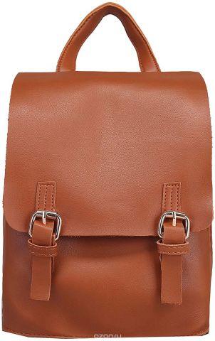 Рюкзак детский Зарина цвет коричневый 2563236
