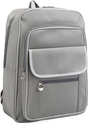 Рюкзак детский Хит цвет серый 2798293