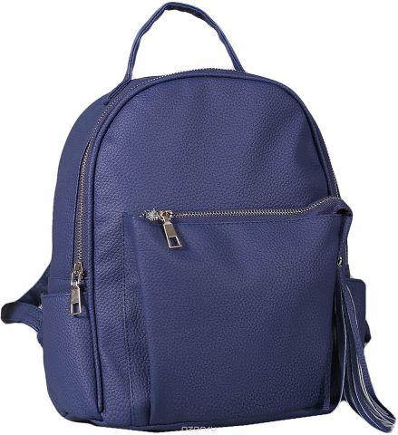 Рюкзак детский Лика цвет синий 2819086