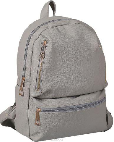 Рюкзак детский Милана цвет серый 2819092