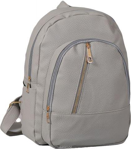 Рюкзак детский Линда цвет серый 2819097