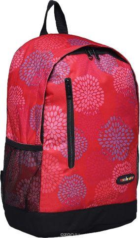 Рюкзак детский Цветы цвет розовый 1661036