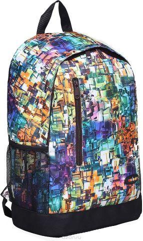 Рюкзак детский Пиксель цвет разноцветный 1661038