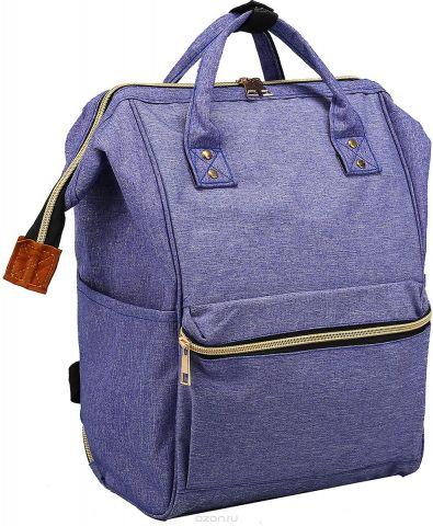 Рюкзак-сумка детский Стиль цвет сиреневый 2819142