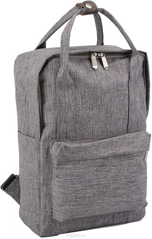 Рюкзак-сумка детский Джинс цвет серый 2820258