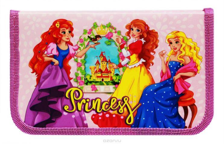 Prof Press Пенал Заботливые принцессы