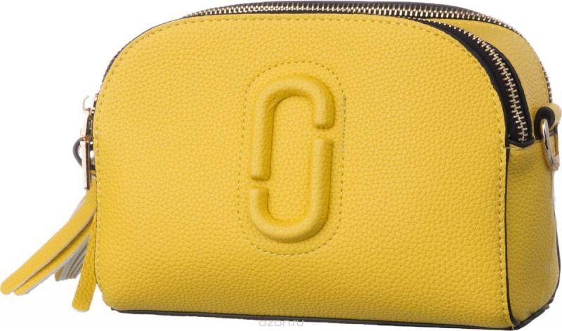 Сумка для девочки Vitacci, цвет: желтый. BG11056