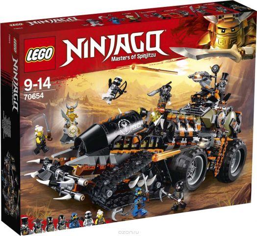 LEGO Ninjago Конструктор Стремительный странник 70654