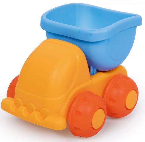 ЯиГрушка Игрушка для песочницы Машинка цвет оранжевый