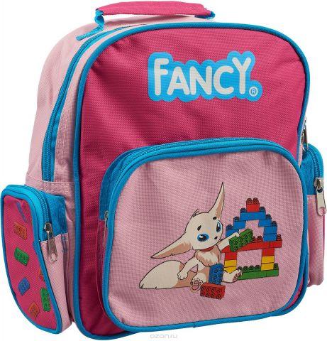 Action! Рюкзак дошкольный цвет розовый