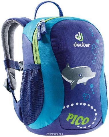 """Рюкзак городской Deuter """"Pico"""", цвет: синий, 5 л"""