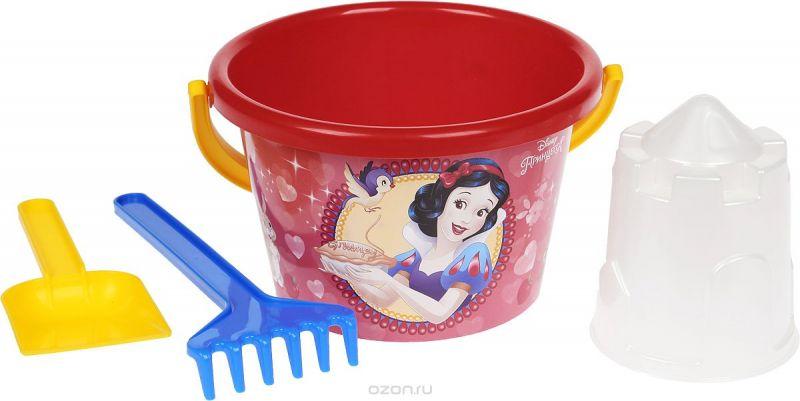 Disney Набор игрушек для песочницы Принцесса №7 4 предмета