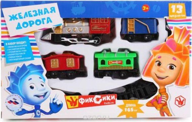 Играем вместе Железная дорога Фиксики A147-H06316-R1