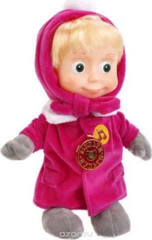 Мульти-Пульти Мягкая игрушка Маша в зимней одежде 29 см