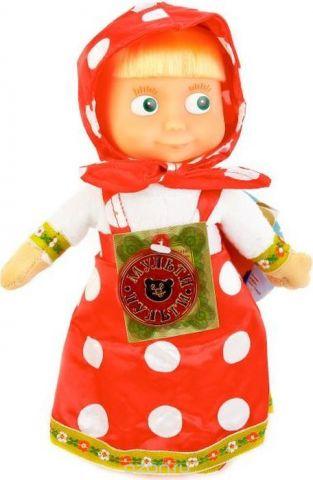 Мульти-Пульти Мягкая игрушка Маша 22 см