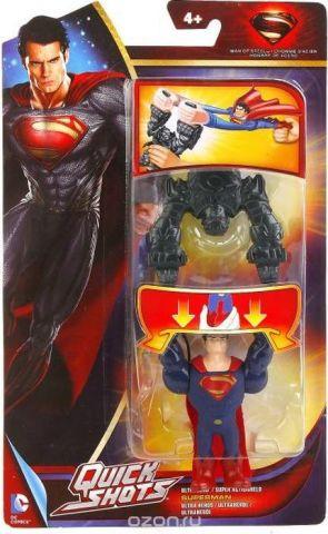Mattel Устройство для запуска фигурки Man Of Steel
