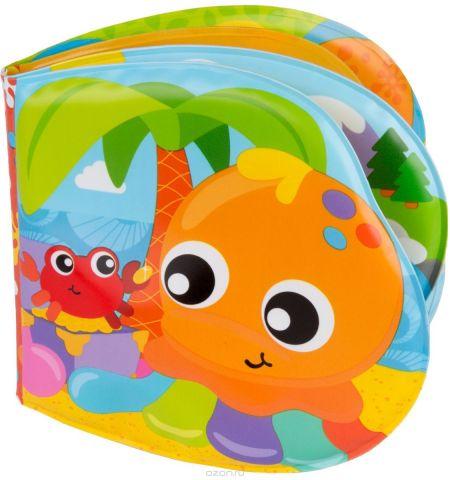 Playgro Игрушка для ванной Книжка с пищалкой