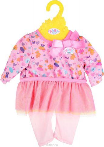 Zapf Creation Одежда для куклы BABY born В погоне за модой вид 2