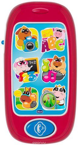 Chicco Развивающая игрушка Смартфон ABC