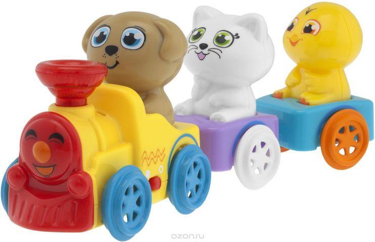 Chicco Развивающая игрушка Поезд