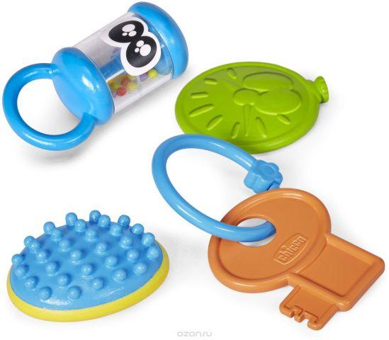 Chicco Набор игрушек Baby Senses