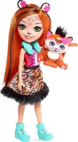 Enchantimals Игровой набор с куклой Дополнительная кукла со зверюшкой FNH22_FRH39