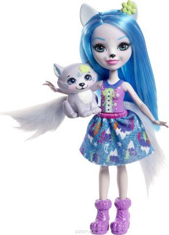 """Игровой набор с куклой Enchantimals """"Дополнительная кукла со зверюшкой"""". FNH22_FRH40"""
