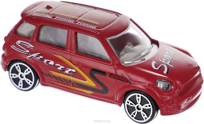 Pioneer Toys Машинка Street Machine Sport цвет красный