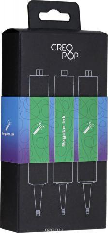 CreoPop SKU006, Green чернила для 3D ручки
