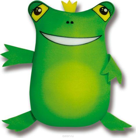 Штучки, к которым тянутся ручки Подушка-игрушка антистрессовая Царевна лягушка