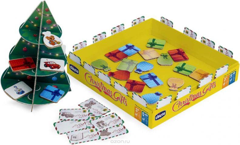 Chicco Настольная игра Christmas Time