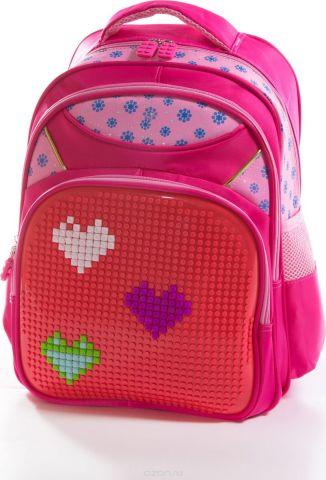 Vittorio Richi Рюкзак детский с наполнением цвет красный розовый FL06K07R169802