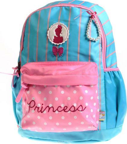 Vittorio Richi Рюкзак детский с наполнением цвет голубой розовый K05R5520